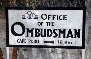 Picture Office of the Ombudsman New Policy California