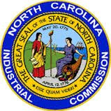 Badge of Workers Comp Enforcement North Carolina Industrial Commission