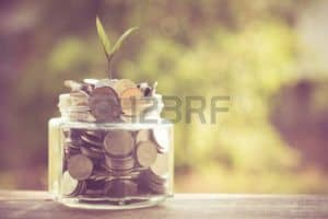 Picture of Jar full of Coins with Plant Industrial Commission Rule Changes