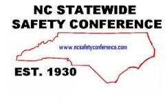 NC Statewide Safety Conference Map Largest Workers Comp Concern Split Points