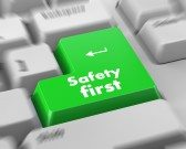 Safety First On Keyboard Safety and EMods Graphic