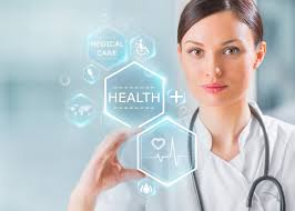 Picture of Physician On Screen Health Obama or Romney Healthcare Companies