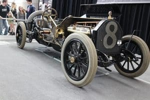 Antiquated Car Workers Comp Systems Old Picture