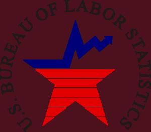 U.S Bureau Of Labor Statistics Employment Numbers Logo