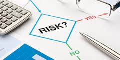 Picture of Risk Manager Plan On Table
