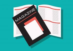 Magazine opt-out Vector