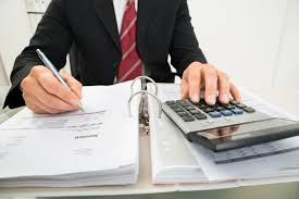 Picture of Auditor Workers Comp Premiums Calculating