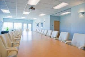 Picture Of Empty PRIMA Conference Room