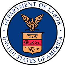 Logo of Department of Labor Occupational Therapy USA