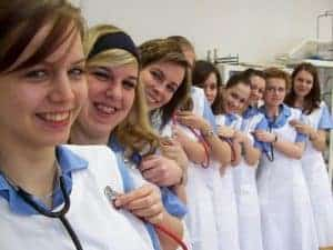 Picture Of Nurses Risk Management Technique In Line