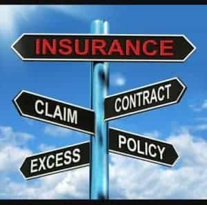 Picture Of Insurance Workers Comp Carriers Sign