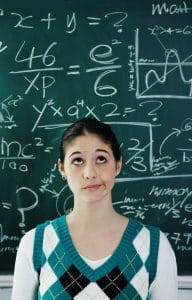 Woman Inverse Relationship Having Problem Solving