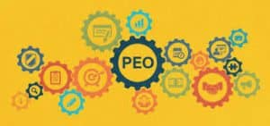 Graphics of gear PEO's