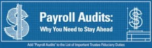 Graphic of Payroll Audit vs. Workers Comp Policy Renewal Timing
