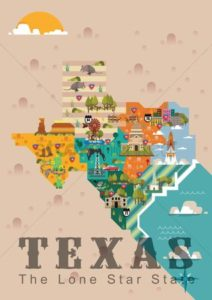 Clip art Map Of Texas Classification Code Most Expensive