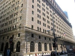 Federal Workers Comp Insurance Building