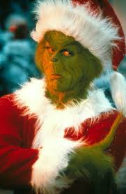 Picture of Bad Santa Grinch Workers Comp Made Me