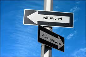 Street Sign Of Self Insurance Program Graphics