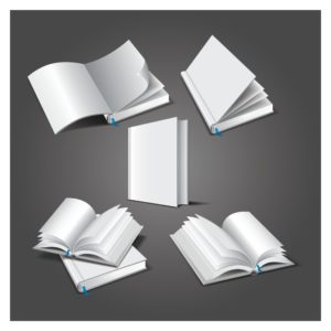 Vector Of Insurance Journal Books Graphic