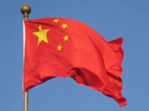 China Workers Compensation Hard Market flag raise