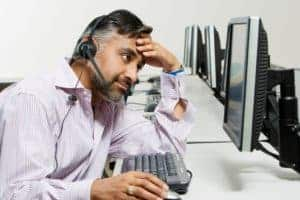 Picture of Employee Frustrated Loss Run Analysis WC Cost