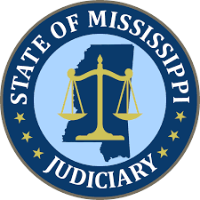 state of mississippi Judiciary Badge