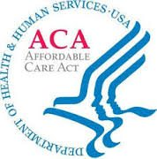 Department Of Health & Human Services USA Affordable Care Act - ACA Emblem