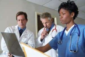Picture Of Medical Personnel Independent Medical Exams In Hospital