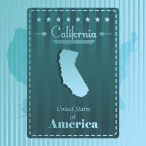 Graphic of California Map Claim Costs Effect States of America