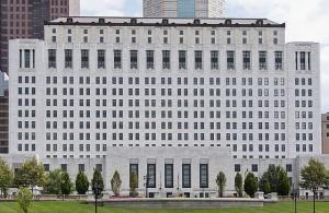 The Ohio Appeals Court building