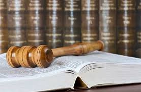 Picture of Top 10 Challenge Gavel On Top Of Book