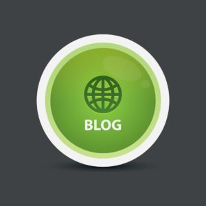 Blog Button Top 5 Popular Posts Vector Image