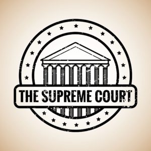 Graphic Of Nebraska Supreme Court Logo