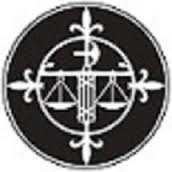 Badge of Nebraska Supreme Court Emblem From Website