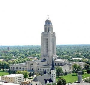 overview of Nebraska Supreme Court state capitol