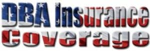 USA Flag Font Of Overseas Subcontractors DBA emblem from web