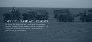 Defense Base Act Claims Overseas Subcontractors DBA emblem from web