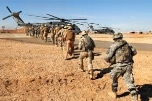 Picture Of USA Overseas Subcontractors Army
