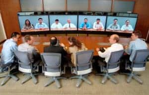 Picture Of Upcoming WCRI Teleconference Concept
