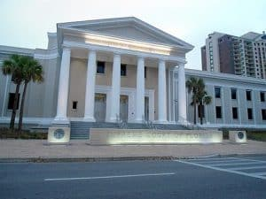 Building Of Florida Court Picture