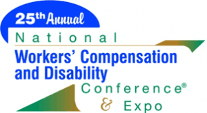 National Workers Comp Conference Graphic display