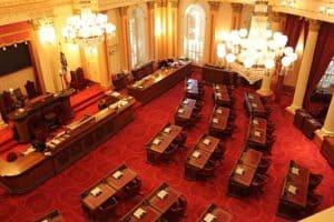Picture of Great Webinar on SB 863 California Senate