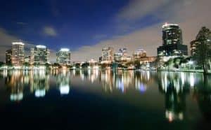 Picture Of Orlando Florida CICA World Captive Conference Skyline