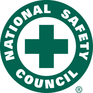 National Safety Council North Carolina Mid State Safety Council Logo