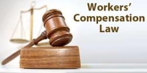 Graphic of Workers' Compensation System Still Works Law Govel