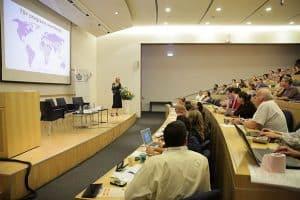 Live WCRI Conference 2015 Room