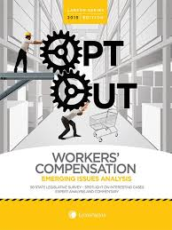 Gear graphic Of Oklahoma Opt Out Option Workers Compensation