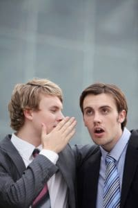 Two Man Post-Accident Safety Whispering