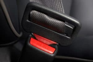 Picture Of Seat Belt Post-accident safety In Car