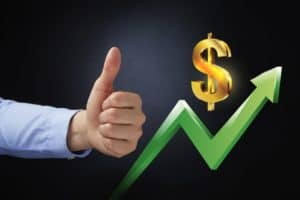 Thumbs Up Gesture Mod Increases Arrow With Dollar Sign